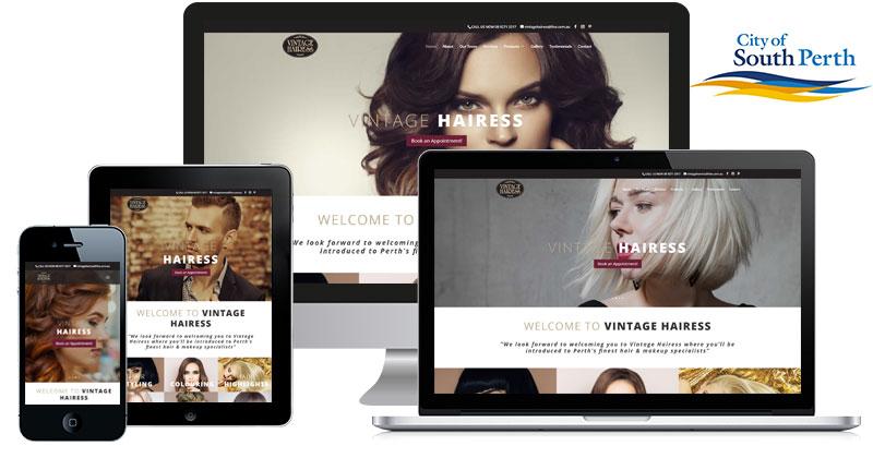 Web Design South Perth